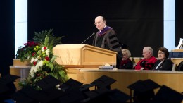 "Elder Quentin L. Cook delivered the address, titled ""The Restoration of Morality and Religious Freedom,"" to graduates of Brigham Young University-Idaho during the school's winter commencement exercises."