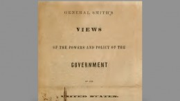 General Smith's views of the powers and policy of the government of the United States
