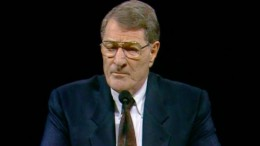 Elder Neal A. Maxwell speaks in Conference April 1993