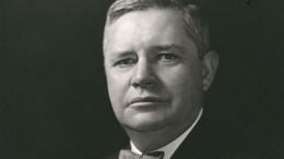 President J. Reuben Clarke, Jnr.