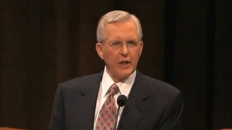 Elder D. Todd Christofferson addresses members of the J. Reuben Clark Law Society, Feb 4 2016