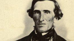 President Jedediah Morgan Grant
