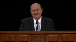 Elder Quentin L. Cook, CES Devotional for Young Adults, March 4, 2012, Brigham Young University–Idaho